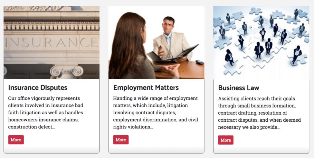 Brian E. Sorino Legal Services
